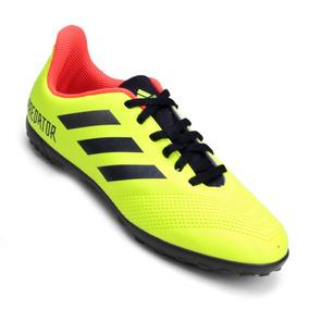 14efff3fd58 Chuteira Adidas Predator 18 Infantil - Chuteiras no Mercado Livre Brasil