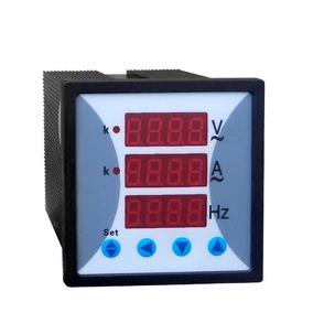 Multimedidor Aob294z-7x4-uif 72x72m Mono- Tensão Correte, F