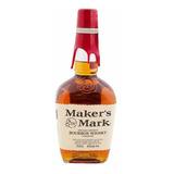 Whisky Maker Mark 750cc Bourbon Importado Estados Unidos