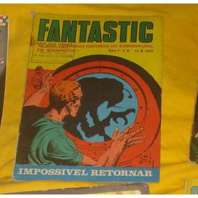 Fantastic Nº 4 Historias Fantasticas