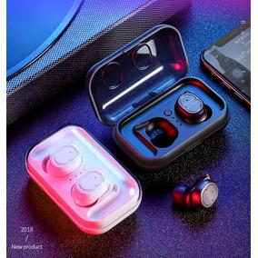 Fone De Ouvido Bluetooth 5.0 Mini Duplo Touch Sem Fio Ipx5 P