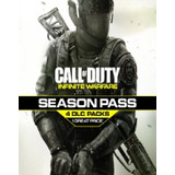 Call Of Duty Infinite Warfare - Season Pass Ps4 Oferta !!!