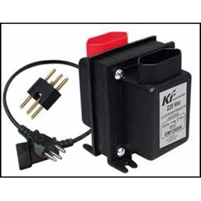 Transformador De Voltagem 1500va 110/220 E 220/110 Kf