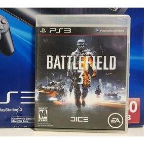 Jogo Battlefield 3 Playstation 3 Midia Fisica Ps3