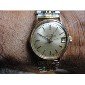 0b276e7bc92 Relogio De Pulso Eterna Matic - Relógios no Mercado Livre Brasil