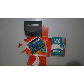 Duas Placas Arduino Leonardo Originais + Uma Black Board