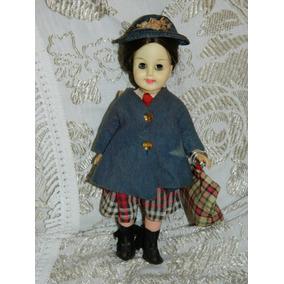 Mary Poppins Boneca Antiga Estrela
