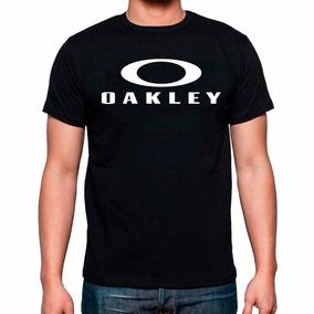 Camiseta Oakley Logo Promoção Imperdivel !! Muito Top ! 8409e0b7385