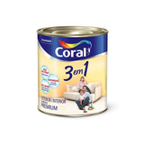 Tinta Coral Sisal - 800ml (linha 3 Em 1)