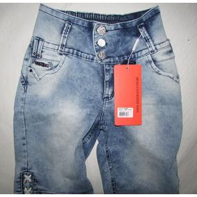 Bermuda Edex Jeans Tamanho 44 E Frete Grátis
