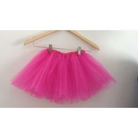 Mini Saia De Tule Brilho Gliter Glitter Carnaval Fantasia N