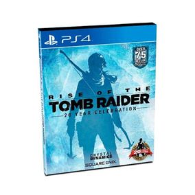 Jogo Rise Of The Tomb: 20 Year Celebration - Ps4