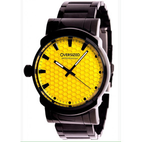 83c09ca551b Relogio Oversized Usado - Relógio Masculino