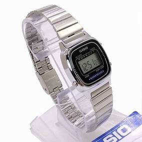 7a449bd2af0 Relógio Casio Mini Jeans Claro - Relógios no Mercado Livre Brasil