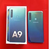 Samsung Galaxy A9 2018 Azul