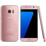 Celulares Samsung Galaxy S7 Edge Rose Gold Nuevo Envío Full!