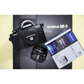 Olympus Om-d E-m10 Mark Ii + Lente 17mm (a Vista 3800)