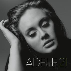 Lp Adele 21 Importado Lacrado - Pronta Entrega Frete Gratis