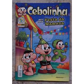 Gibi Do Cebolinha Festa Da Mamona - Nº 68