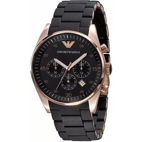 bcb16623601 Relogio Emporio Armani Rose Masculino - Relógios De Pulso no Mercado ...