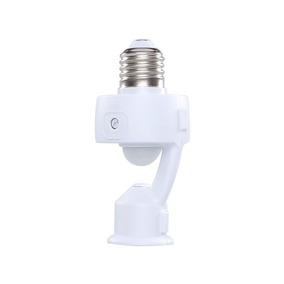 Sensor De Presença Ajustável - Com Soquete E27 Iluminação