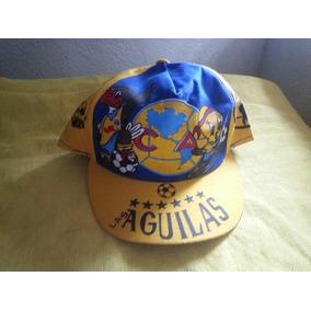 Antigua Gorra Para Niño Las Aguilas Vintage De Coleccion e67487b515e