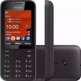 Celular Nokia 208 Desbloqueado Dual Chip _vitrine/original