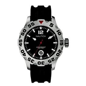 Reloj Nautica N14600g Negro Con - Relojes en Mercado Libre México 770a9ee56a62