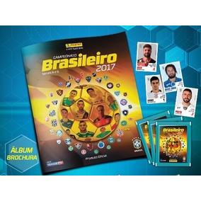 Álbum Do Campeonato Brasileiro 2017 Capa Brochura - Vazio