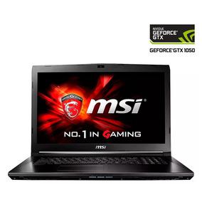 Laptop Gamer Msi Gl62 Intel I5 8gb Nvidia Geforce Gtx 1050