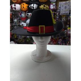 Sombrero Mosquetera Sombreros Gorros Y Vinchas - Cotillón en Mercado ... 84633294065