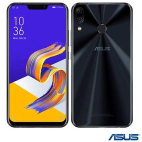 Celular Zenfone 5 Preto Asus Tela 6,2 4g 64gb Ze620kl