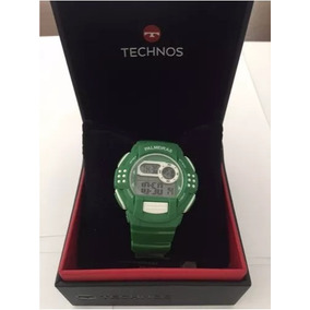 3e88724820c Relógio Technos - Edição Especial Palmeiras - Pal13615 8v