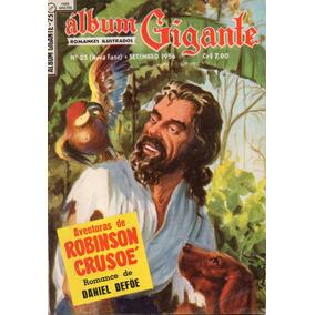 Álbum Gigante (nova Série) Nº 23 - Ebal - Frete Grátis