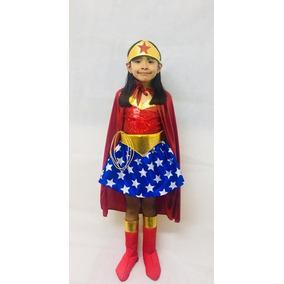 Disfraz Mujer Maravilla - Disfraces en Mercado Libre México 300d57e520ff