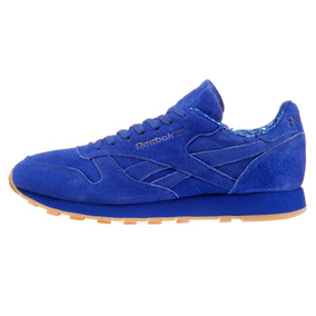 Tenis Reebok Leather Hombre Running Casual Gym Moda