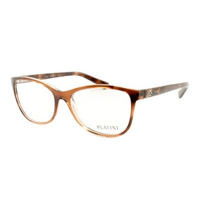 Armação Óculos Para Grau Feminino Platini P9 3143b F580 54 7d4711323c