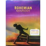Bohemian Rhapsody / Queen / Blu Ray + Dvd + Digital Nuevo
