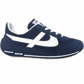 Tenis Atleticos Jogger Mujer Panam Pm049