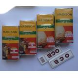 Oferta 4 Tabacos Madison Virginia + 1 Ocb #1