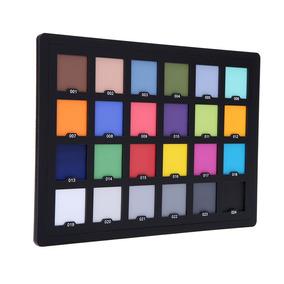 Color Checker Chart 24 Paletas De Cores Para Vídeo
