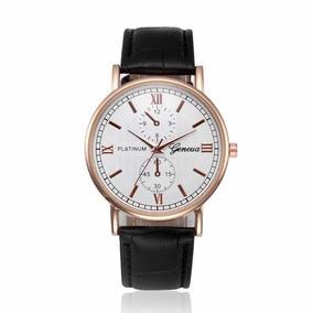 bf11574df29 Relogio Geneva Masculino Platinum - Relógios De Pulso no Mercado ...