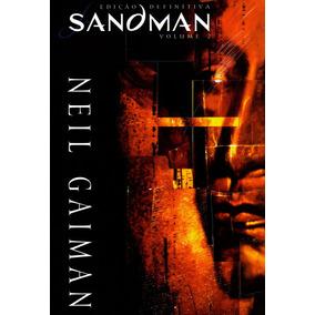 Sandman - Super Coleção Completa E Especiais