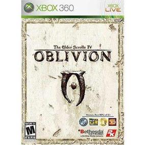 The Elder Scrolls Iv Oblivion - Xbox 360 - Usado