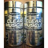 Cellucor Clear Muscle 168 Capsulas Hmb Original