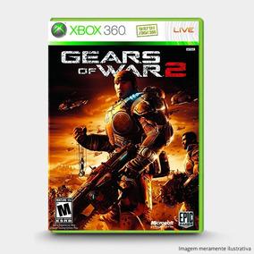 Gears Of War 2 - Original Xbox 360 Novo
