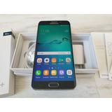 Samsung Galaxy S6 Edge Plus Negro 64gb Impecable