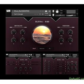 Blura Red Para Kontakt (sound Aesthetics)