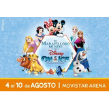 Entradas Disney On Ice 4 De Agosto 11:00 Hrs 2 X 1