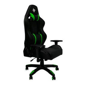 Cadeira Pichau Gaming Fantail Verde, By-8179-verde